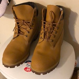 Timberland Mens Boots Size 11